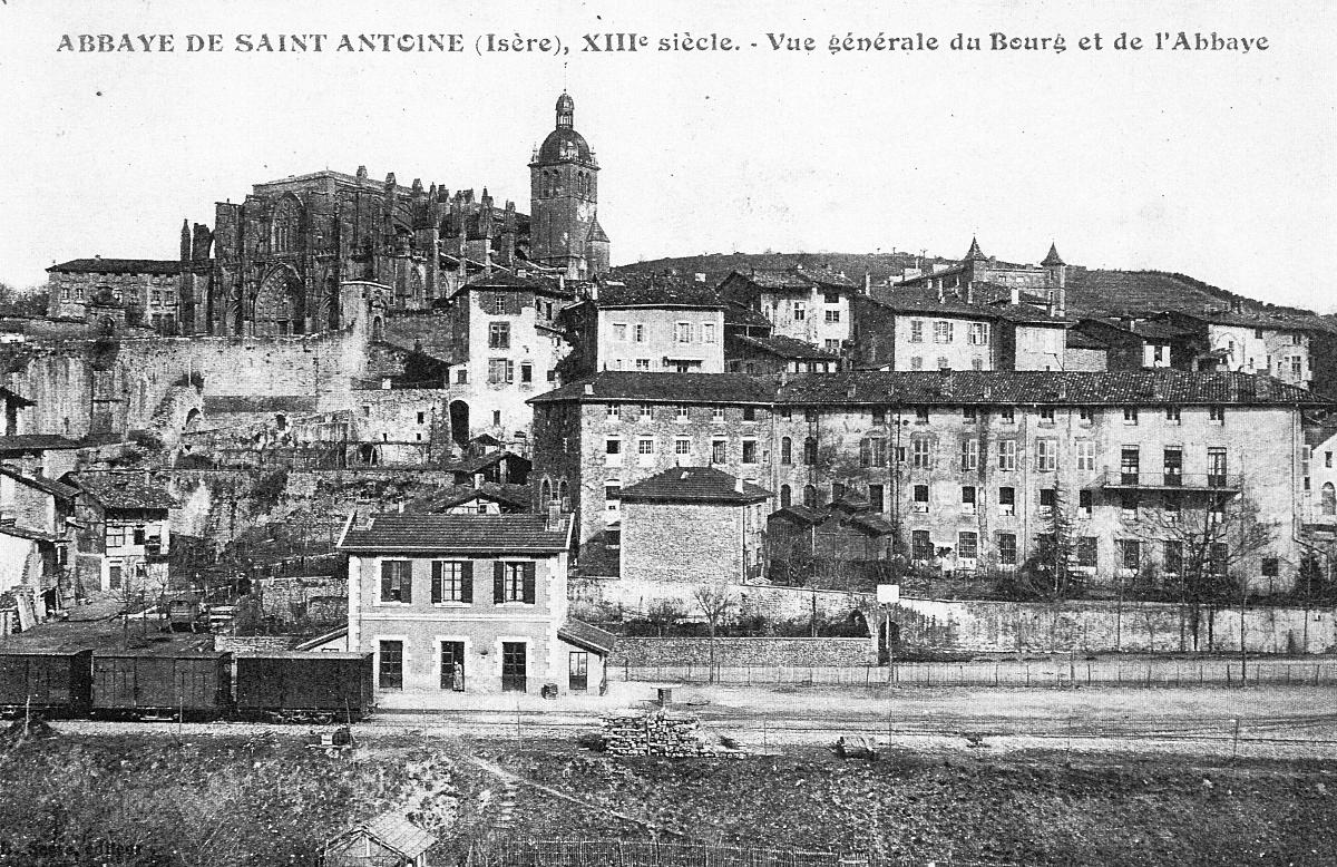 Saint-Antoine - Vue générale
