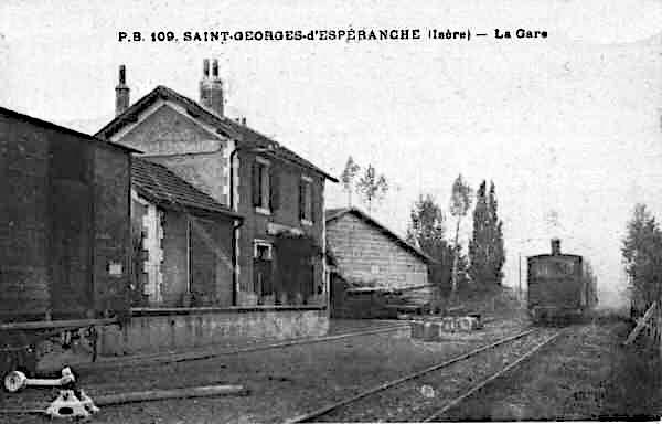Saint Georges d'Espéranche